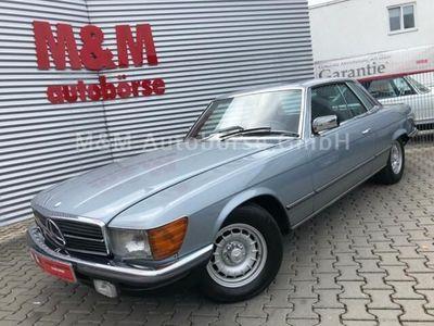 gebraucht Mercedes SL500 C W107