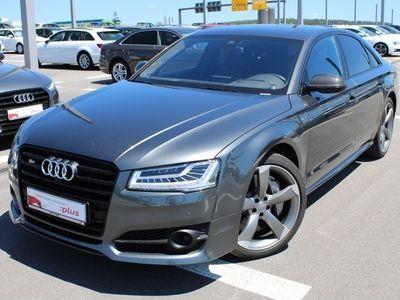 gebraucht Audi S8 plus AHK HuD Bettervision B&O Matrix 21Zoll bet