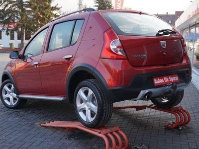 gebraucht Dacia Sandero Stepway 1.6 MPI KLIMA AHK ALU