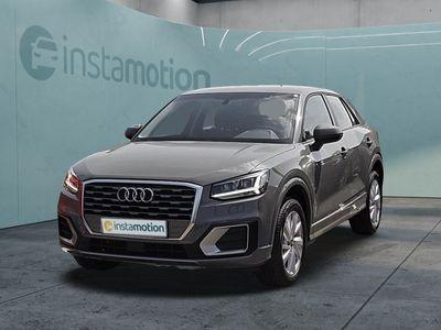 gebraucht Audi Q2 Q230TFSI sport/LED/Navi/AHK/Sitzhzg/PDC/