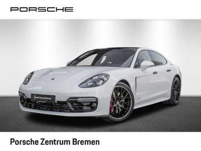 gebraucht Porsche Panamera GTS Matrix LED HUD ACC Panorama BOSE