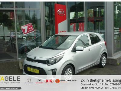 gebraucht Kia Picanto 1.2 ISG Dream-Team Edition|Navi|Bluetooth