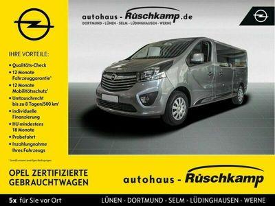 gebraucht Opel Vivaro B Combi+ L2H1 2,9t 1.6 CDTI Keyless Klima
