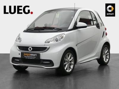 gebraucht Smart ForTwo Electric Drive passion coupe 35 kW