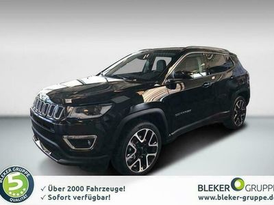 gebraucht Jeep Compass Limited 1.3l Gse T4 150 PS DCT 4x2