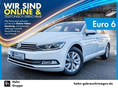 gebraucht VW Passat Variant 2.0TDI EU6 Comf LED Navi Sitzh
