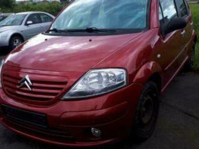 käytetty Citroën C3 Exclusiv, Alu-Sommer,Stahl-Winter, Dies...