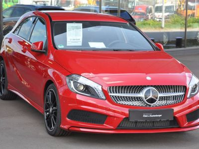 gebraucht Mercedes A180 A-KlasseBlueEfficiency