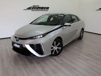 gebraucht Toyota Mirai Wasserstoff LED Navi Leder 4xSitzheizung