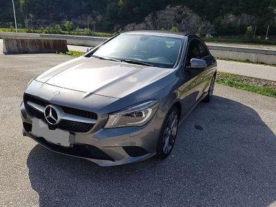 gebraucht Mercedes CLA200 CDI 7G-DCT