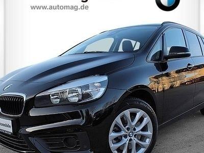 gebraucht BMW 220 Gran Tourer i Navi Parkassistent PDC