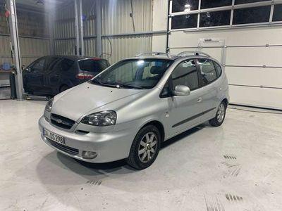 gebraucht Chevrolet Tacuma AUTOGAS LPG TÜV NEU BIS 09/2022