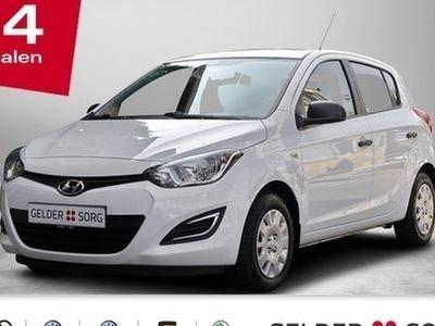 gebraucht Hyundai i20 1.2 Classic *Klima*
