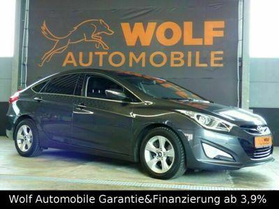 gebraucht Hyundai i40 Style *TÜV NEU*KLIMA*AUTOM*GARAN*EURO4