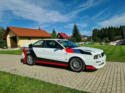 gebraucht Audi Quattro 20V Motor swap