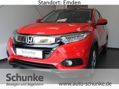 gebraucht Honda HR-V Executive 1.5 i-VTEC Leder LED Navi Keyless Rückfahrkam. Panorama Fernlichtass.