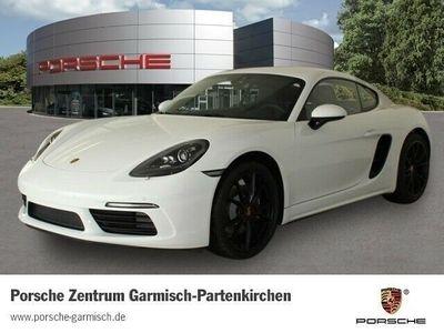 gebraucht Porsche 718 Cayman PDK, Rückfahrkamera, Navi, Tempolimit
