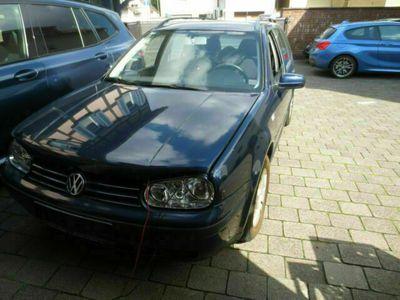 gebraucht VW Golf IV Variant Special/Climatr./4 el.FH/ALU