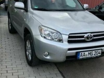 gebraucht Toyota RAV4 2.0 4x4 AHK