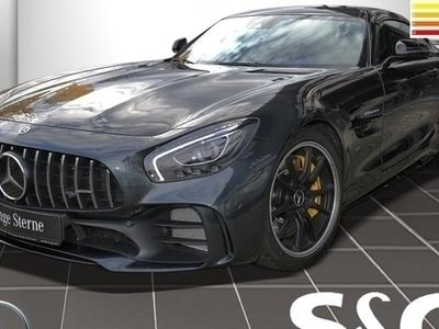 gebraucht Mercedes AMG GT R Comand/LM/Parktronic/LED/Spiegel-Pkt.