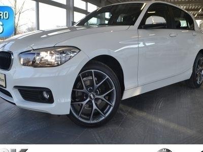 käytetty BMW 118 i 5-Türer Mod.Advantage, 18 Zoll Alu, Sitzh