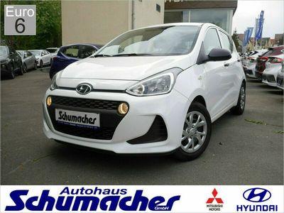 gebraucht Hyundai i10 1.0 Go+ KLIMA EURO6