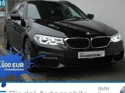 käytetty BMW 530 i xDrive Touring M Sportpaket DA+ adapLED PDC