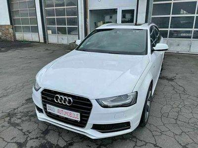 "gebraucht Audi A4 Avant 2.0 TDI quattro 3x S line/Pano/19""Rotor"