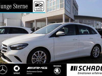 gebraucht Mercedes B200 Progressive LED*Premium-Navi*Licht Assist*