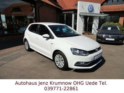 gebraucht VW Polo 1.4 TDI 77kW LOUNGE BMT