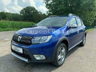 gebraucht Dacia Duster Sandero Stepway TCe 100 ECO-G Navi Klima PDC