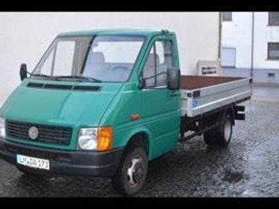 gebraucht VW LT 46 TDI 2DL282/W83