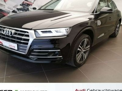 gebraucht Audi Q5 2.0 TFSI qu. sport S-tronic - Virtual - ACC
