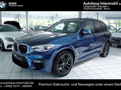 gebraucht BMW X3 M *LED*Leder*Pano*H-Up*Harman-Kardon*Kamera*