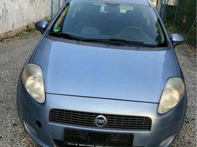 gebraucht Fiat Punto VerkaufeErstzul.2006,blau,1,4 ...