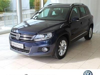 gebraucht VW Tiguan LOUNGE Sport & Style 1.4 TSI BMT 6-Gang