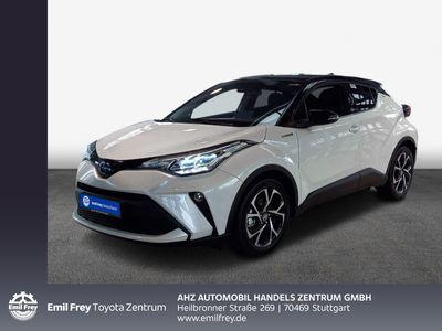 gebraucht Toyota C-HR 2.0 Hybrid Team D, LED, Klima, Smart-Key