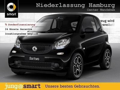 gebraucht Smart ForTwo Coupé cool&Audio Direktlenkung Tempom