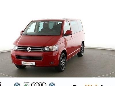 gebraucht VW Multivan T52.0 TDI Special Navi AHK GRA LM