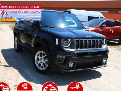 gebraucht Jeep Renegade Limited 150 Aut. LED WinterP in Kehl