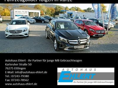 gebraucht Mercedes B180 SPORT*AUTOMATIK*KLIMA*XENON*AHK*1.HAND