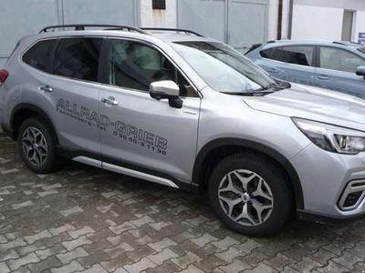 gebraucht Subaru Forester 2.0ie Lineartronic Comfort