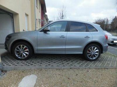 gebraucht Audi Q5 3.0 TDI ACC Alcantara Navi Klima Xenon 19 W