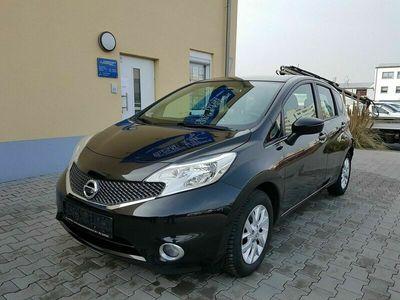 gebraucht Nissan Note 1.2 Allwetter Klima Bluetooth 1.2 als Van/Kleinbus in Bodenheim