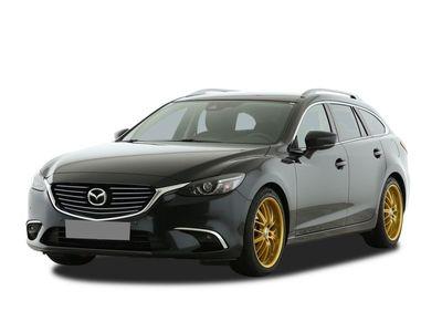 gebraucht Mazda 6 Exclusive-Line LED Navi PDC SHZ FSE
