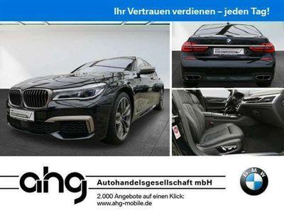gebraucht BMW 760L i xDrive Innovationsp. Navi Prof. TV