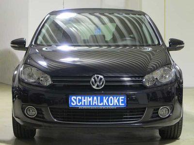 gebraucht VW Golf VI TDI1.6 DPF Style Climatronic LM16