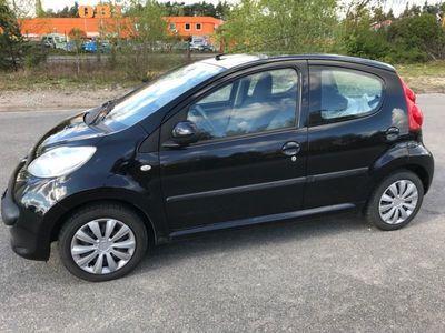 gebraucht Peugeot 107 70 Petit Filou/Euro4/Klima