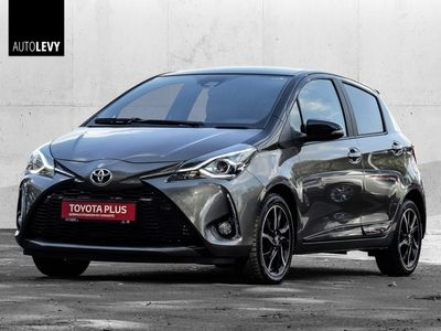 gebraucht Toyota Yaris 1,5-VVT-iE Style Selection *Alu*Bluetooth*