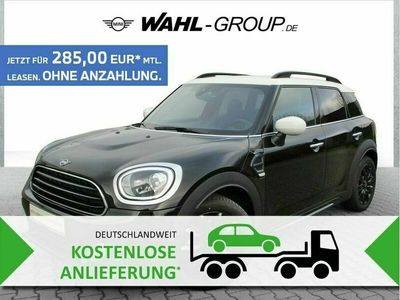 gebraucht Mini Cooper Countryman Pepper LED Navi Komfortzg.